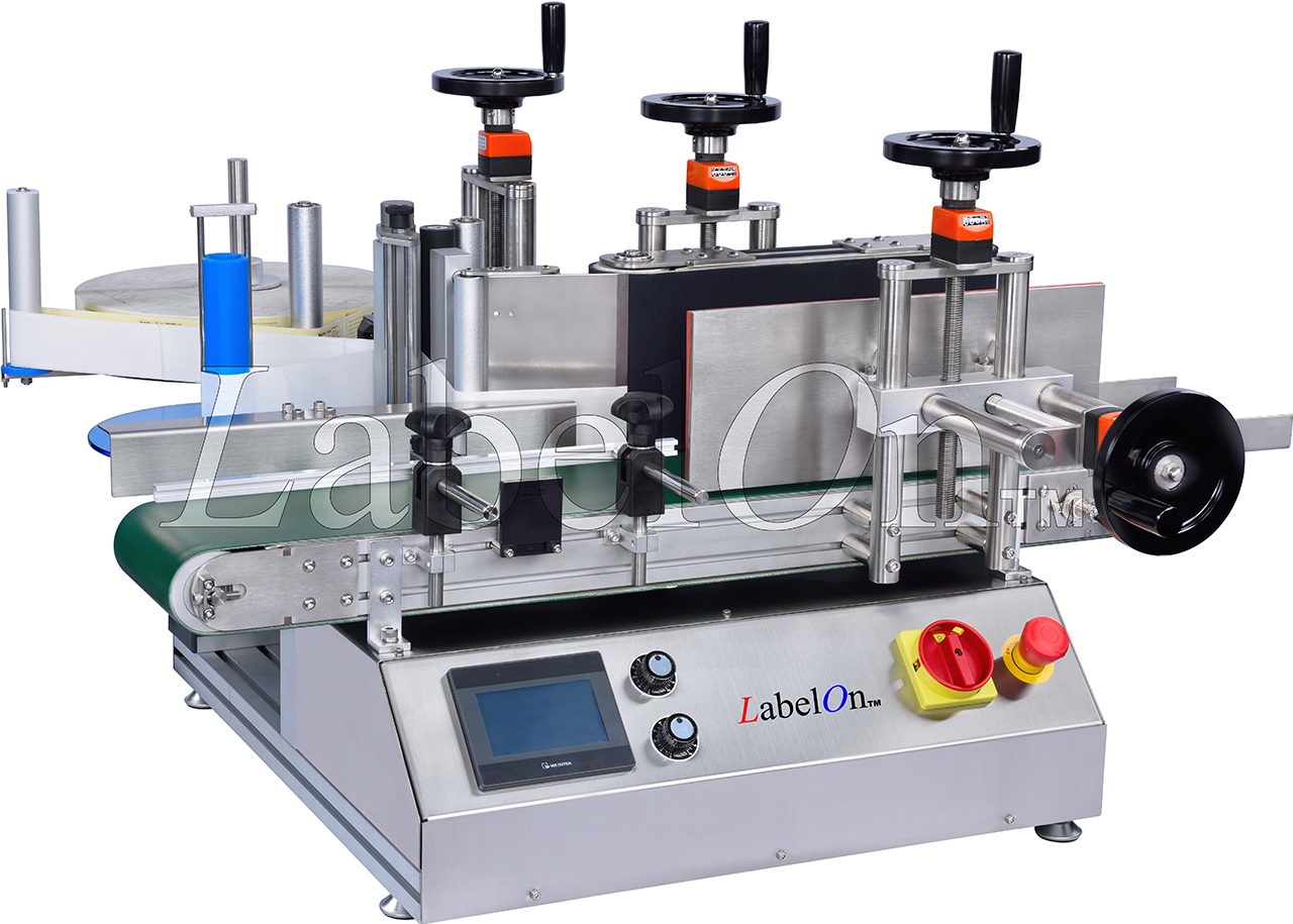 ADR 100 Round Bottle Labeler Machine Featured Image