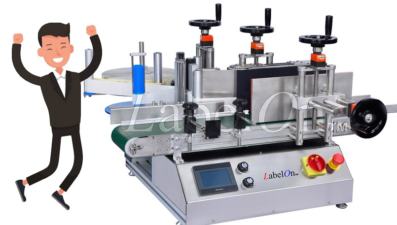 Used Labeling Machine
