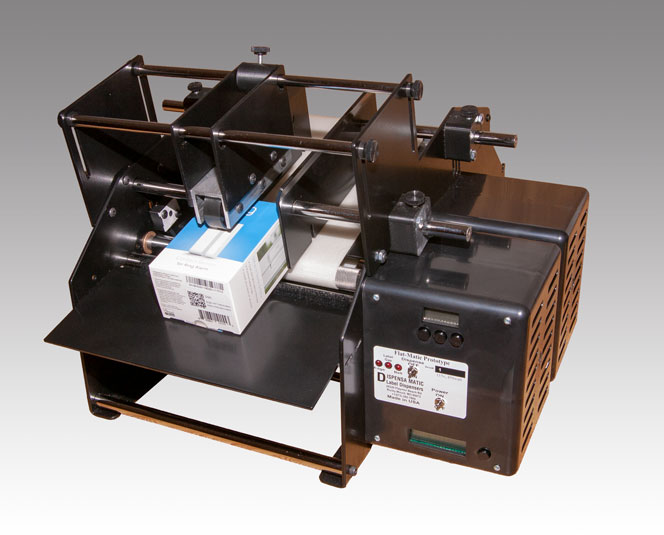 Benchtop Flat Box Labeler