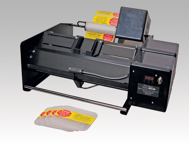 Fleximatic Flat Item Labeler