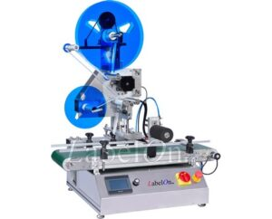 Top Labeling Machine Featured Image