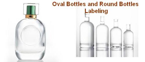 Oval Bottle Labeling Machine